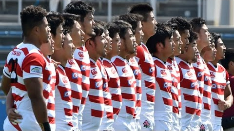 Japan's Rugby World Cup form continues