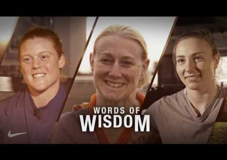 Words of wisdom: Alev Kelter, Tamara Taylor and Jade Konkel