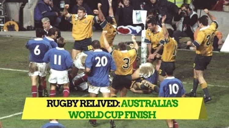 Australia's Rugby World Cup Finish | Rugby Relived