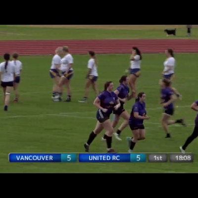Women's Div 1 - Vancouver Thunderbirds vs United RC