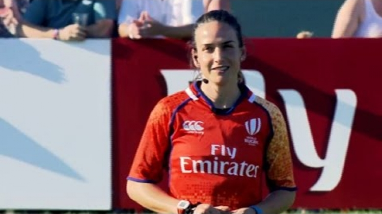 Alhambra Nievas - Top Women's referee