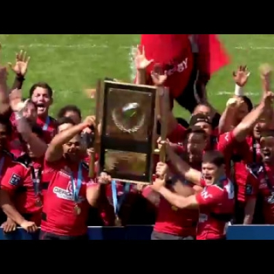 Cudmore hoists Pro D2 title with Oyonnax
