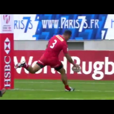2017 Paris Sevens — Day 2 — Highlights