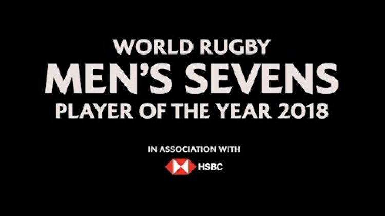 World Rugby Men's Sevens Player of the Year 2018 nominees