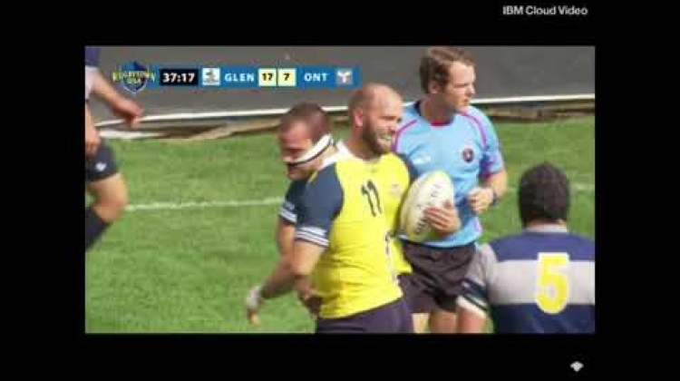 Glendale Merlins vs Ontario Arrows - Sept 9th 2017 - Highlights