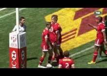 Canada v New Zealand - Cape Town 7s 2016