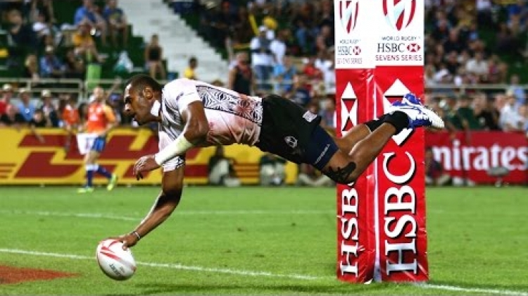 Sevens Leaders Continue To Amaze | Super Try Highlights