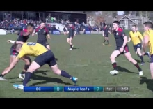 BC Rugby v Maple Leafs (Elite Men)