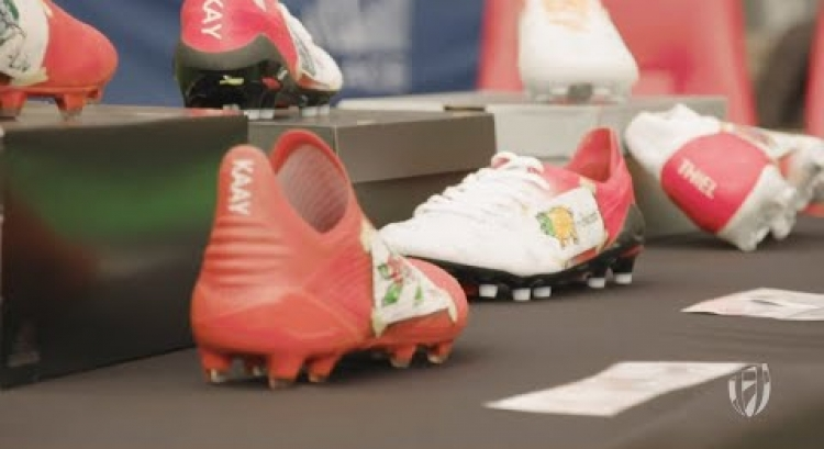 THAT SEVENS SHOW | Miracle in LA, Hirayama's custom boots, 7s doc