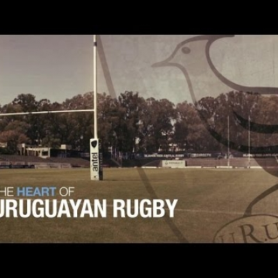 The heart of Uruguay Rugby