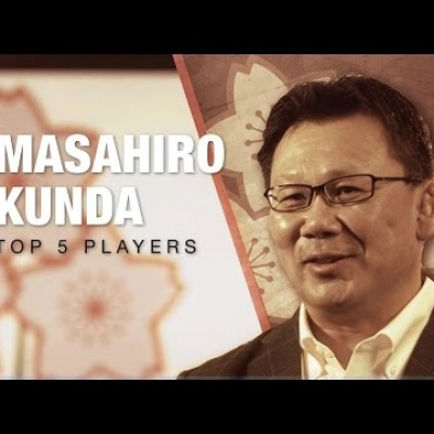 Top five Rugby World Cup legends | Masahiro Kunda