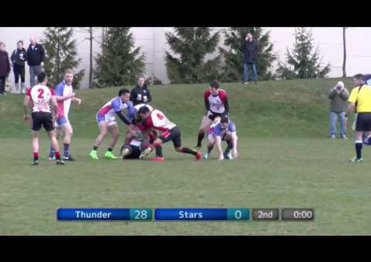 Thunder v Stars Rugby (Elite Men)