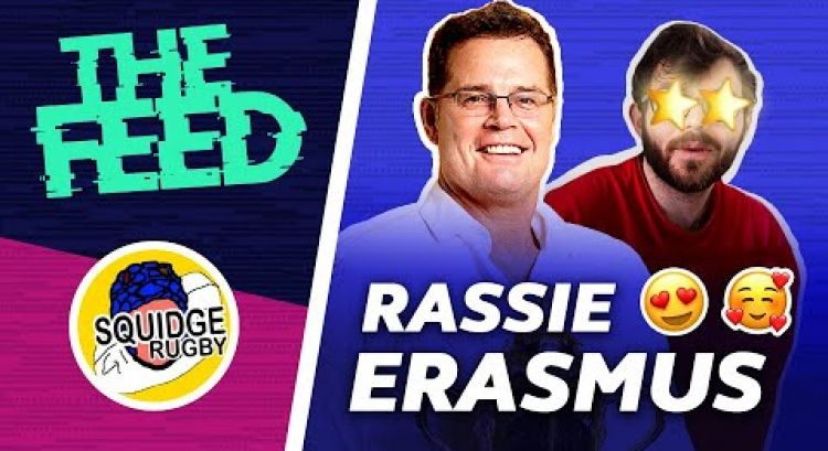 🔥 Super Rugby Preview & Rassie Erasmus Appreciation 🤩 | The Feed | Episode 7