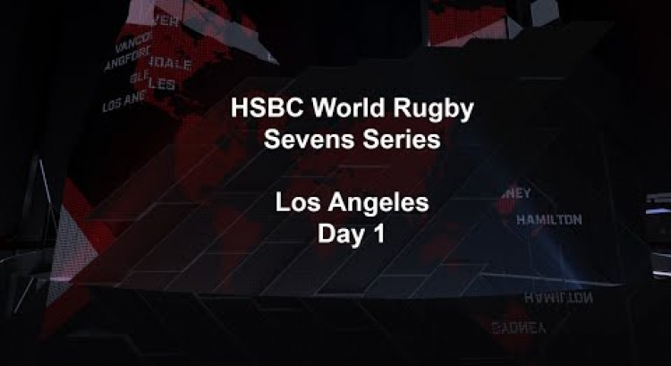LIVE - Los Angeles Sevens Super Session (English Commentary) - HSBC World Rugby Sevens Series 2020