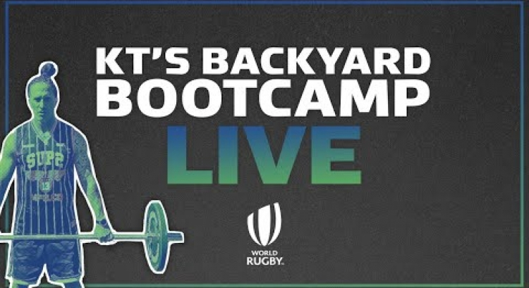 KT's Backyard Bootcamp #5