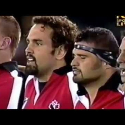 2017 Rugby Canada Hall of Fame — Rod Snow