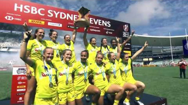 Aussie women's sevens go for Commonwealth Gold