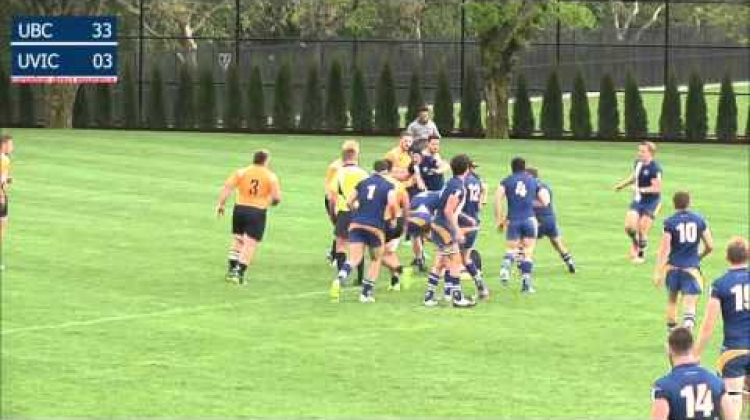 UVic at UBC - second half - April 23, 2016