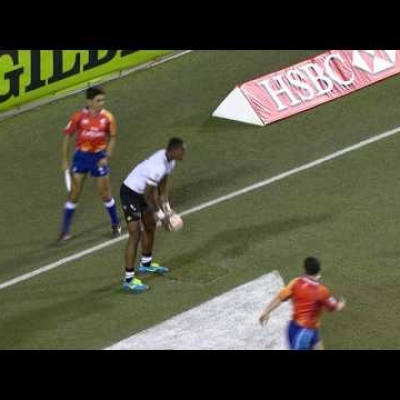 RE:LIVE | Kunavula scores incredible team try for fiji