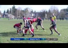 UBCOB Ravens v Maple Leafs (Elite Men)