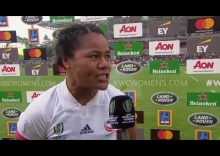 Women's Rugby World Cup - France v USA - Live