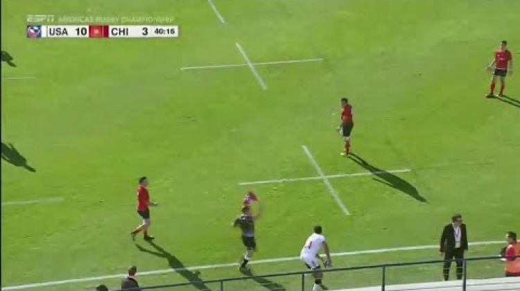 Could this be the best try of 2018? Dylan Audsley scores epic try