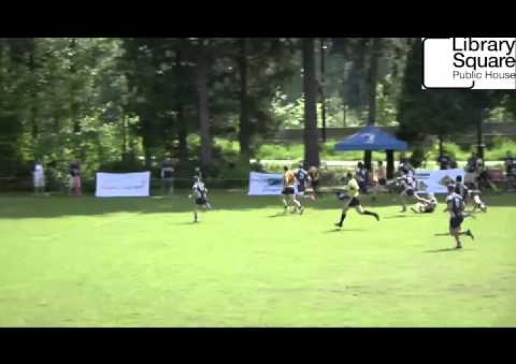 2015 Library Square Cup Final highlights - Burnaby Lake vs UVic