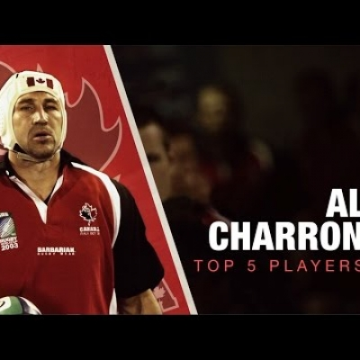 Al Charron's Top 5 Rugby World Cup Opponents