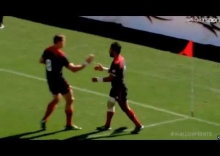 Canada's Maple Leafs - Halloween 7s - Phil Mack extra time try