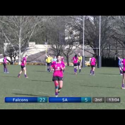 USA Falcons v South Africa Select (Elite Women)