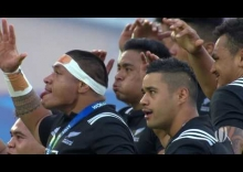 Winning Haka! New Zealand U20s perform incredible Haka