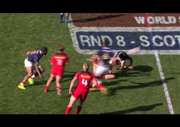 Rugby Canada Sevens - Day 1 Highlights - Glasgow 7s