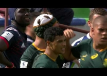U20 Highlights: South Africa get victory over France