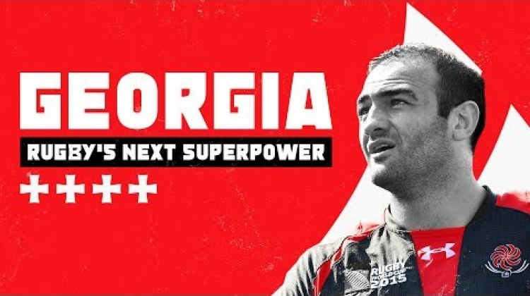 Georgia: Rugby's Next Superpower | Episode One | World Rugby Films