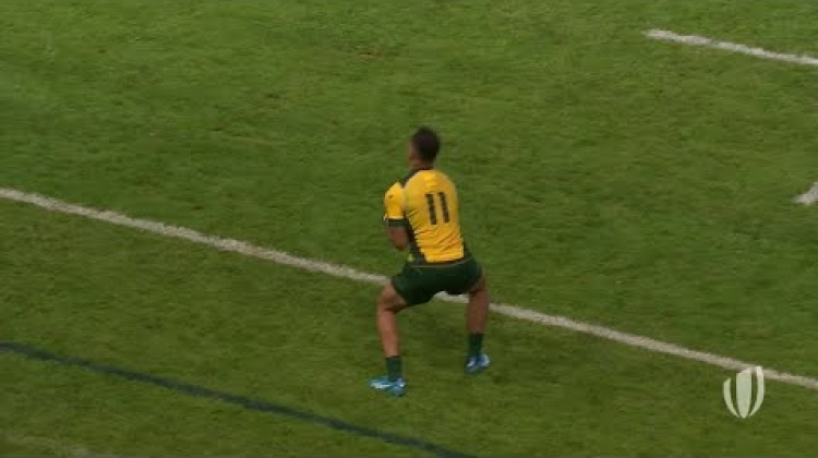 Australia score epic try at World Rugby U20 Championship