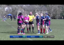 USA Falcons v Stars Rugby (Elite Women)