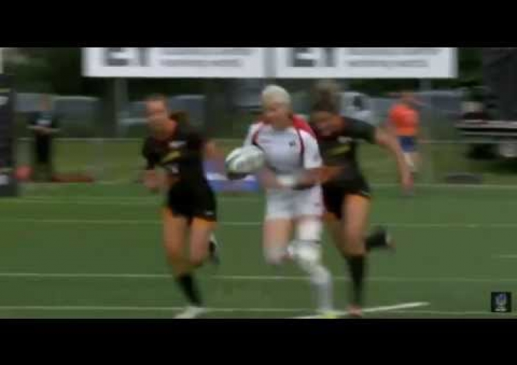 Canada vs Netherlands at Amsterdam 7s