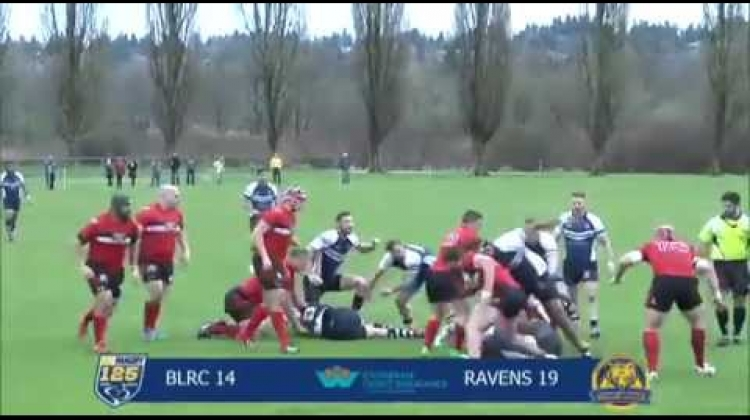 Rugby Highlights, BLRC v Ravens - March 28, 2015