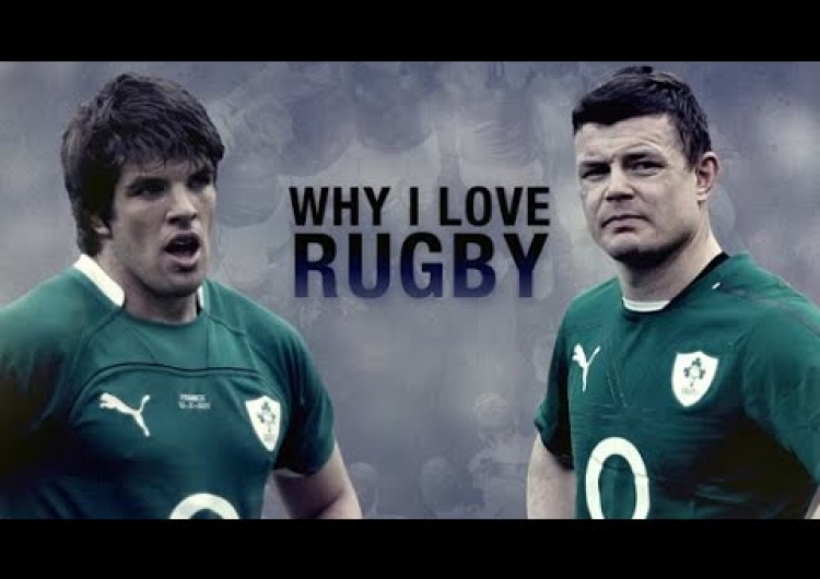Brian O'Driscoll & Donncha O'Callaghan | Why I love rugby