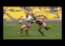 Wellington Sevens - Day 1 Highlights