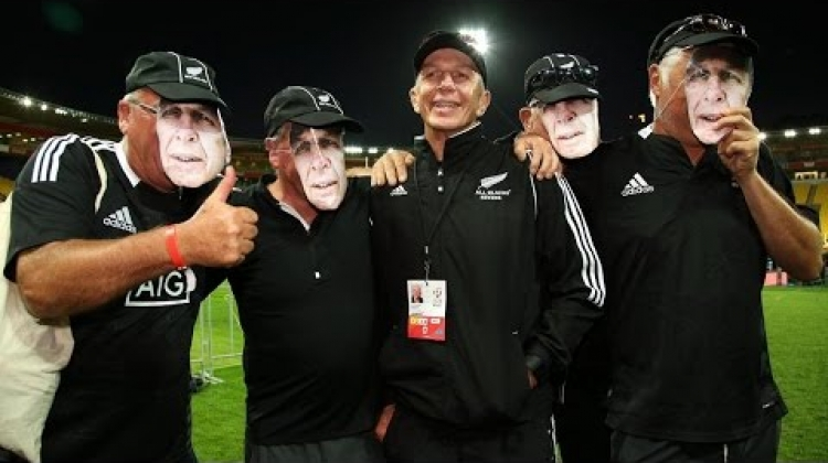The Reaction: Sir Gordon Tietjens on New Zealand's heroic victory