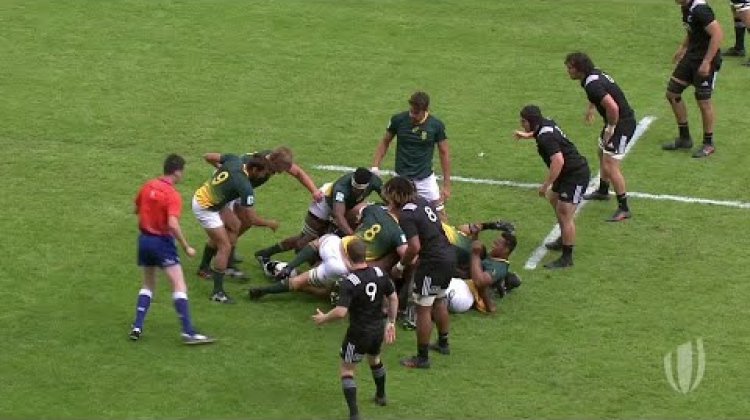 Punavi sets up top New Zealand try