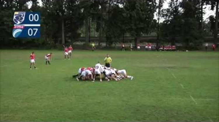 BC Rugby U16 Men vs Eagle Impact Rugby Academy - July 15, 2015