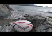 Thunder Rugby trip to Ahousaht First Nations