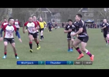 Wolfpack v Thunder (Elite Men)