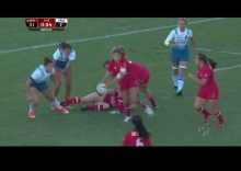 Clermont Sevens - Day 2 - Highlights