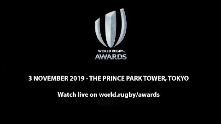 World Rugby Awards 2019 - Live from Tokyo!
