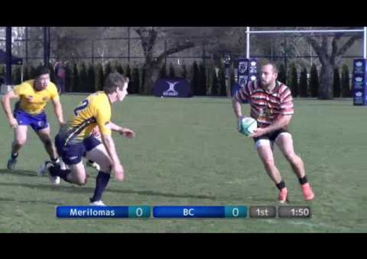 Meralomas v BC Rugby (Open Men Finals)