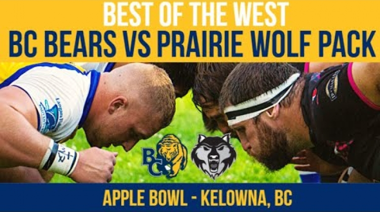 Best of the West - BC Bears vs Prairie Wolf