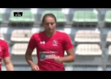Kali Lukan scores first HSBC World Rugby Women's Sevens Series try